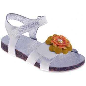 Παπούτσια Κορίτσι Σανδάλια / Πέδιλα Lelli Kelly  Άσπρο