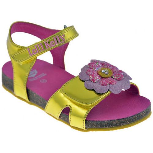 Παπούτσια Κορίτσι Σανδάλια / Πέδιλα Lelli Kelly  Gold
