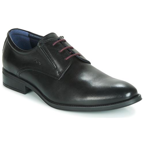 Παπούτσια Άνδρας Derby Fluchos HERACLES Black