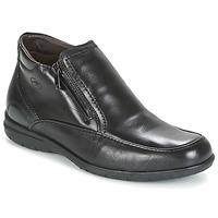 Παπούτσια Άνδρας Μπότες Fluchos LUCA Black