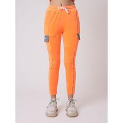 Υφασμάτινα Γυναίκα Φόρμες Project X Paris  Orange