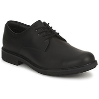 Παπούτσια Άνδρας Derby Timberland EK STORMBUCK PLAIN TOE OXFORD Black