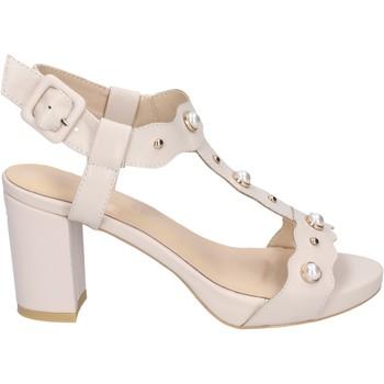 Παπούτσια Γυναίκα Σανδάλια / Πέδιλα Brigitte sandali pelle sintetica Beige