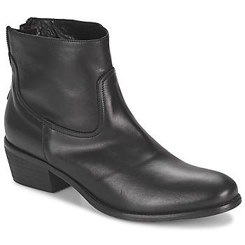 Παπούτσια Γυναίκα Μπότες Meline SOFMET Black
