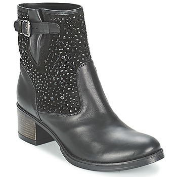 Παπούτσια Γυναίκα Μποτίνια Meline NERCRO Black