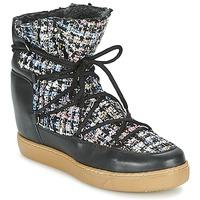 Παπούτσια Γυναίκα Μπότες Meline DERNA Black