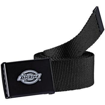 Αξεσουάρ Άνδρας Ζώνες Dickies Orcutt  webbing belt Μαύρο