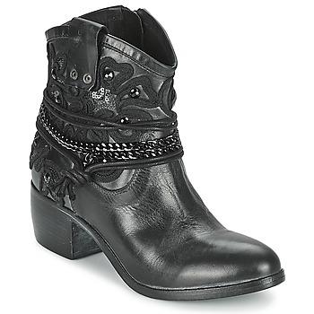 Παπούτσια Γυναίκα Μπότες Mimmu KAL Black