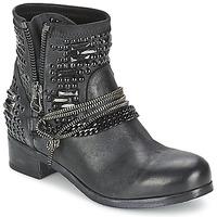 Παπούτσια Γυναίκα Μπότες Mimmu LIL Black