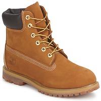 Παπούτσια Γυναίκα Μπότες Timberland 6IN PREMIUM BOOT - W Brown