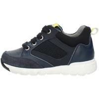 Παπούτσια Παιδί Ψηλά Sneakers Nero Giardini A923730M Blue