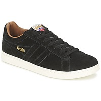 Παπούτσια Άνδρας Χαμηλά Sneakers Gola EQUIPE SUEDE Black