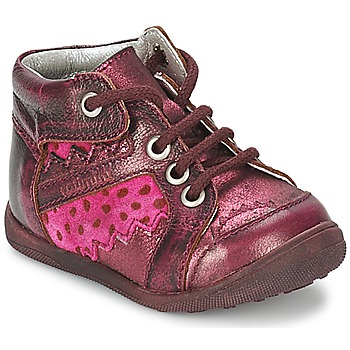 Παπούτσια Κορίτσι Μπότες Catimini CABILLAUD Ροζ / Brown