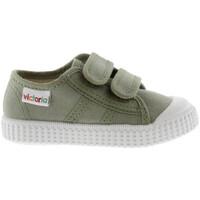 Παπούτσια Παιδί Χαμηλά Sneakers Victoria 136606 Πράσινο