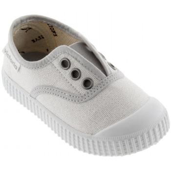 Παπούτσια Παιδί Χαμηλά Sneakers Victoria 1366118 Ασημί