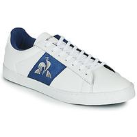 Παπούτσια Γυναίκα Χαμηλά Sneakers Le Coq Sportif ELSA Άσπρο / Μπλέ
