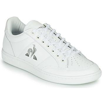 Παπούτσια Γυναίκα Χαμηλά Sneakers Le Coq Sportif COURT CLAY W Άσπρο