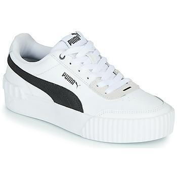 Xαμηλά Sneakers Puma CARINA LIFT ΣΤΕΛΕΧΟΣ: Συνθετικό & ΕΠΕΝΔΥΣΗ: & ΕΣ. ΣΟΛΑ: Δέρμα & ΕΞ. ΣΟΛΑ: Καουτσούκ