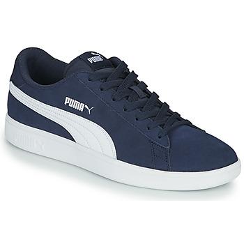 Παπούτσια Άνδρας Χαμηλά Sneakers Puma SMASH Marine