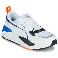 Παπούτσια Παιδί Χαμηλά Sneakers Puma X-RAY Άσπρο / Μπλέ / Black
