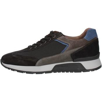 Παπούτσια Άνδρας Χαμηλά Sneakers NeroGiardini A901181U Black