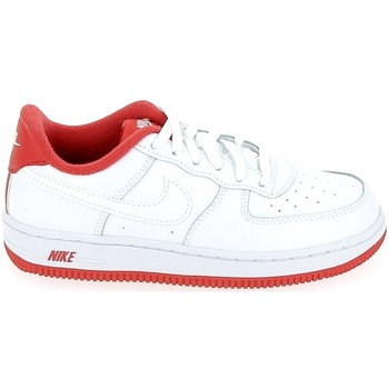 Xαμηλά Sneakers Nike Air Force C Blanc Rouge 1009240240015 [COMPOSITION_COMPLETE]