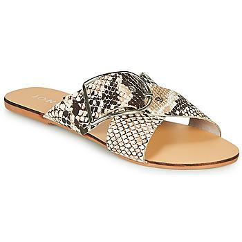 Παπούτσια Γυναίκα Τσόκαρα Jonak JASMINE Brown / Python