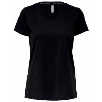 T-shirt με κοντά μανίκια Only –