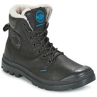 Παπούτσια Άνδρας Μπότες Palladium PAMPA SPORT WPS Black