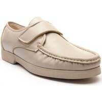 Παπούτσια Άνδρας Derby & Richelieu Keelan 63206 BEIGE