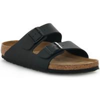 Παπούτσια Γυναίκα Τσόκαρα Birkenstock ARIZONA BLACK CALZ S Nero