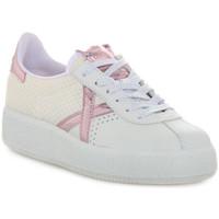 Παπούτσια Γυναίκα Χαμηλά Sneakers Munich 037 BARRU SKY Bianco