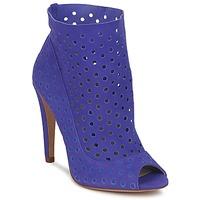 Παπούτσια Γυναίκα Χαμηλές Μπότες Bourne RITA Μπλέ