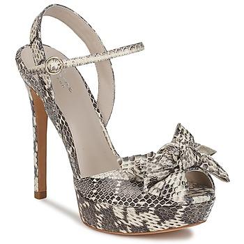 Παπούτσια Γυναίκα Σανδάλια / Πέδιλα Bourne MOLLIE Grey
