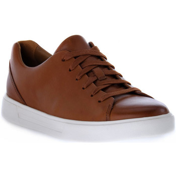 Xαμηλά Sneakers Clarks COSTA LACE TAN