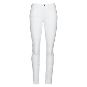 Υφασμάτινα Γυναίκα Skinny Τζιν  Vero Moda VMSEVEN Άσπρο