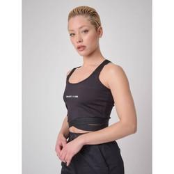 Υφασμάτινα Γυναίκα Αθλητικά μπουστάκια  Project X Paris  Black