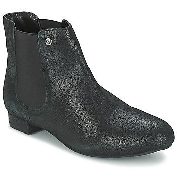 Παπούτσια Γυναίκα Μπότες Elle MABILLON Black / Brillant