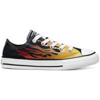 Παπούτσια Παιδί Χαμηλά Sneakers Converse Chuck taylor all star ox Μαύρο