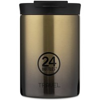 beauty Αξεσουάρ σώματος 24 Bottles TRAVEL TUMBLER 350 Bronzo