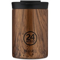 beauty Αξεσουάρ σώματος 24 Bottles TRAVEL TUMBLER 600 Marrone