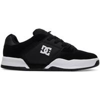 Παπούτσια Άνδρας Skate Παπούτσια DC Shoes Central Μαύρο