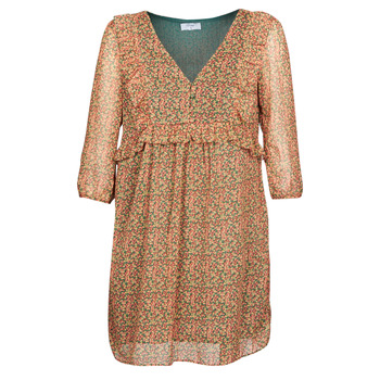 Υφασμάτινα Γυναίκα Κοντά Φορέματα Betty London MOUTI Multicolore
