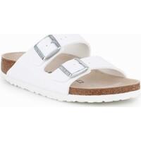 Παπούτσια Γυναίκα Τσόκαρα Birkenstock Arizona BS 0051733 white