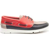 Παπούτσια Άνδρας Boat shoes Keelan 63833 MULTICOLORED