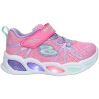 Παπούτσια Παιδί Χαμηλά Sneakers Skechers 302042 Pink