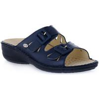 Παπούτσια Γυναίκα Τσόκαρα Grunland BLU DARA Blu