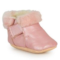 Παπούτσια Κορίτσι Παντόφλες Easy Peasy FOUMOU Ροζ