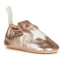 Παπούτσια Κορίτσι Παντόφλες Easy Peasy BLUBLU ETOILE Ροζ / Χρυσο