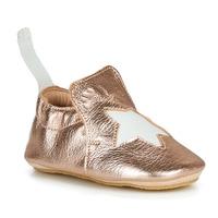 Παπούτσια Παιδί Παντόφλες Easy Peasy BLUBLU ETOILE Ροζ / Χρυσο